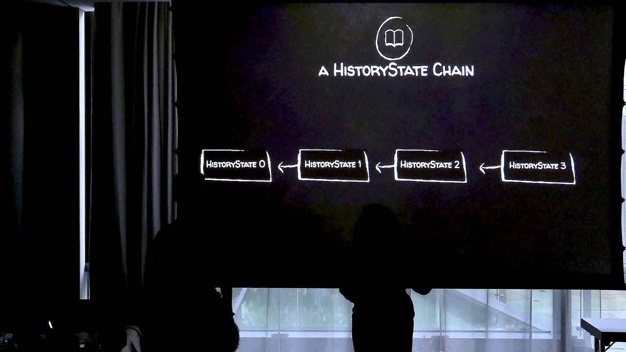 Image from PyCon Ireland 2019 - Zero to Blockchain in 30 minutes
