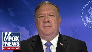 Pompeo on US crackdown of Chinese government