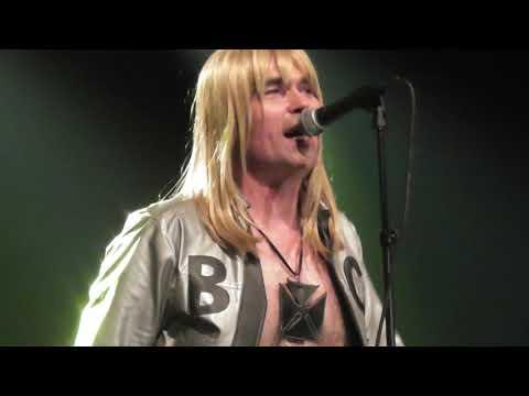 Ballroom Blitz, The Sweet Tribute Band - Fox On The Run(Live)