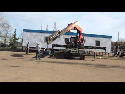 Hydraulic Knuckle-boom crane