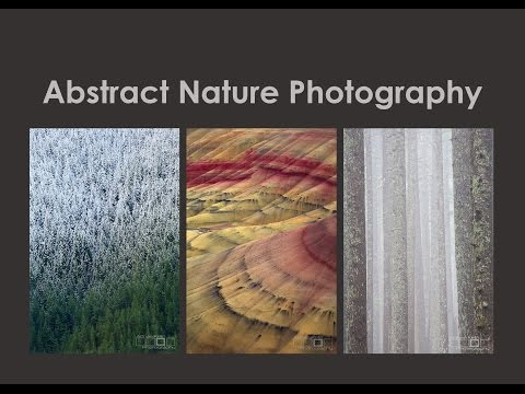 Abstract Nature Photography
