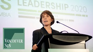 B.C. Green Party elects Sonia Furstenau as new leader    Vancouver Sun