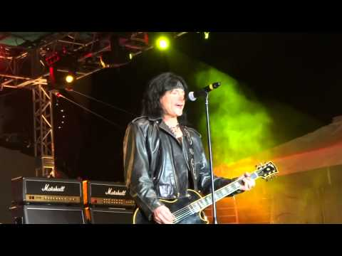 LA GUNS Never Enough by RANDY GILL Monsters Of Rock Cruise 2014