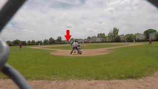 Jaxon LaBrie Baseball Highlights Class 2020