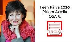 Vieraana Pirkko Arstila OSA 3 - Teen Päivä 2020 - VLOG46