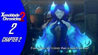 Xenoblade Chronicles 2 - Walkthrough #02 - Chapter 2: Aptitude [Nintendo Switch]