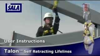 DBI-SALA Talon Self Retracting Lifeline