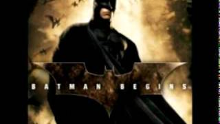 Batman Begins Game Menu Soundtrack
