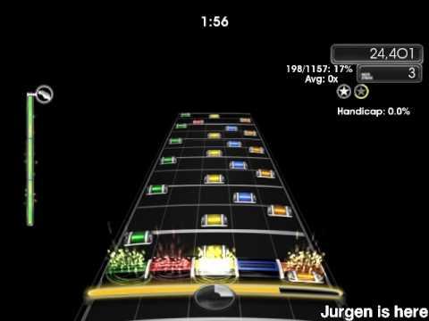 FoF  Joe Satriani  Midnight  Expert Guitar Bot
