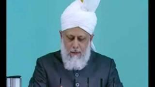 Friday Sermon : 21st May 2010 - Part 6 (Urdu)