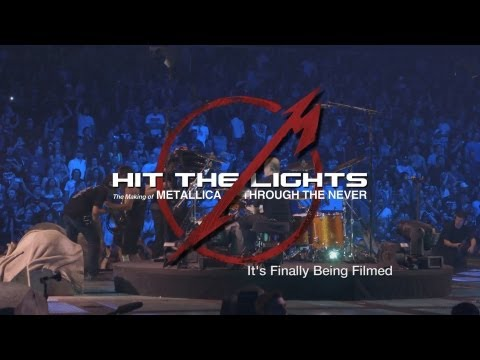 Hit the Lights: The Making of Metallica Through the Never - Chapter 9: It's Finally Being Filmed