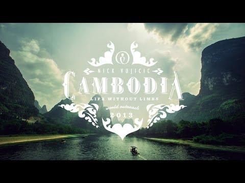 Nick Vujicic World Outreach Episode 5: Cambodia | Life Without Limbs