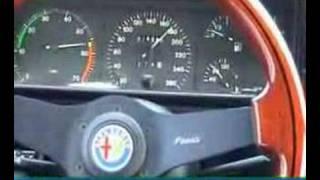Alfa Romeo 75 3.0 V6 (0-200)
