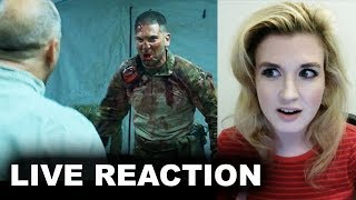 The Punisher Trailer 2 REACTION