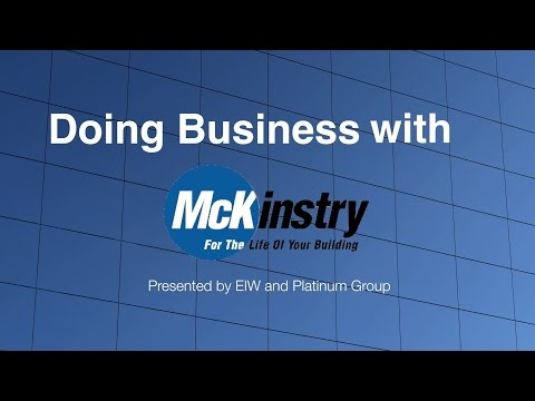 Doing Business with McKinstry