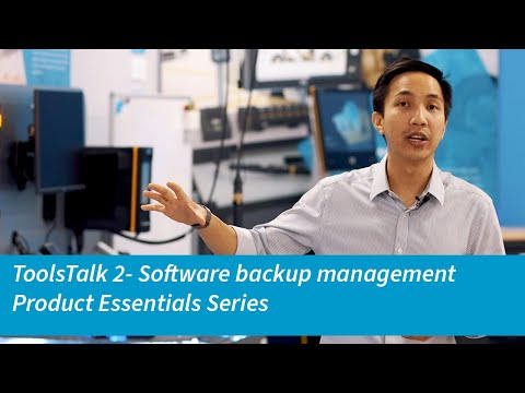 ToolsTalk 2 Product Essential Series: Software Backup Management | Atlas Copco USA