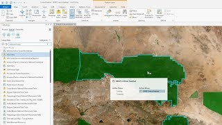 Create a Project in ArcGIS Pro