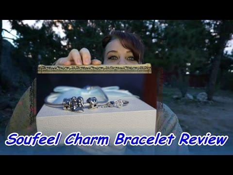 * Soufeel Charms Review ~ Pandora Charms Dupe *