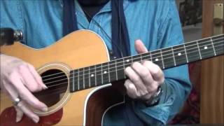 Brand New Day (c) Sting - Acoustic Guitar Solo Unplugged