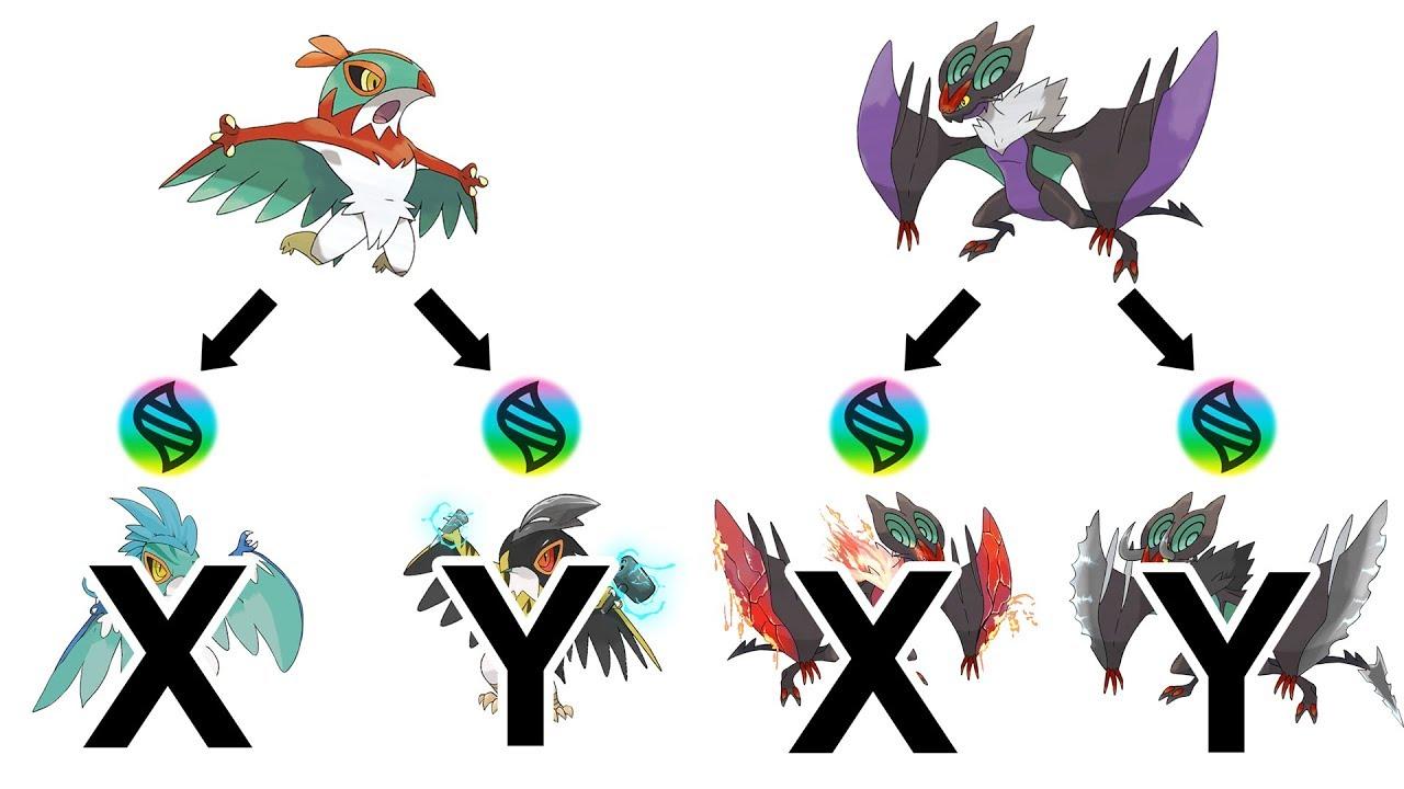 Pokemon HD: Pokemon Mix And Mega Team