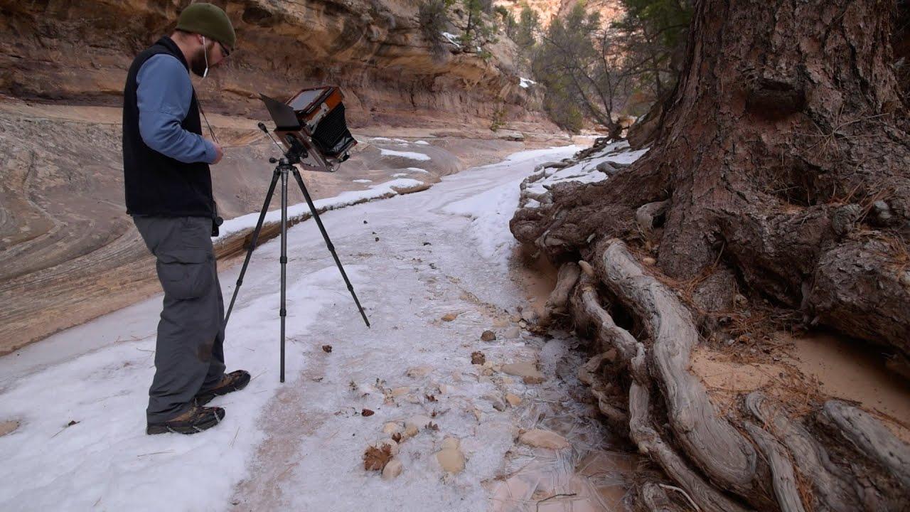 Zion Winter 2016 Day 7 Ben Horne Large Format Landscape Photography