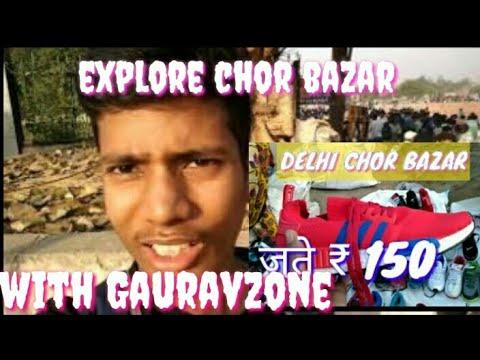 Chor bazar cheapest market in Delhi 😱air Nike Adidas puma Reebok shoes  exploring market  VYVlogs  