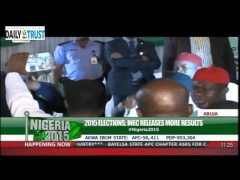 Nigeria 2015 in 4 minutes