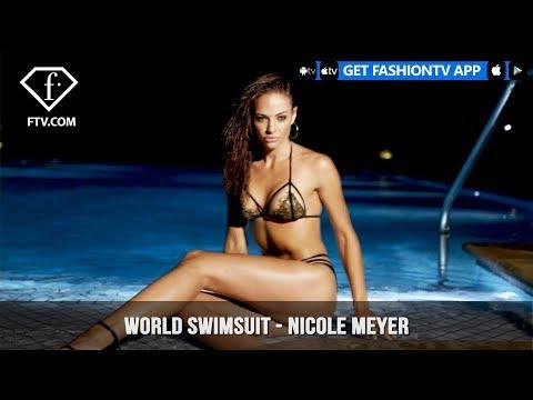 World Swimsuit presents Photoshoot with Sexiest Swimsuit Model Nicole Meyer | FashionTV | FTV
