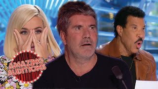 WILDEST Auditions On X Factor, Got Talent And American Idol   Amazing Auditions