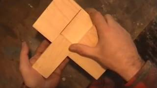 Diy Exterior Door Making How To,  Part 3. Fox Wedges Explained, Fox Wedging A Tenon Joint