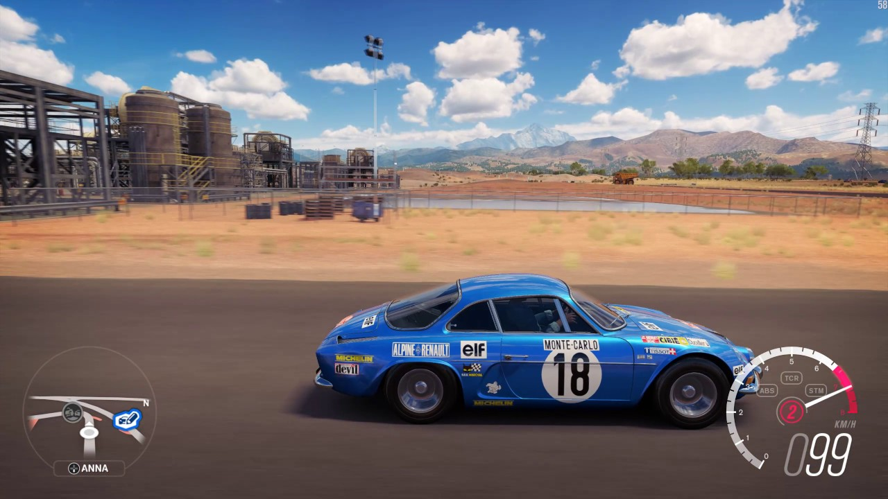 1973 renault alpine a110 1600s speed jump crash test forza horizon 3 1440p 60fps youtube. Black Bedroom Furniture Sets. Home Design Ideas