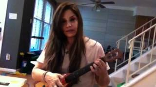 Bon Iver - Skinny Love (ukulele short tutorial)