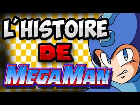 L'HISTOIRE DE MEGA-MAN [ DANS NOS CŒURS ?#1 ]