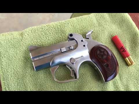 Bond Arms Texas Defender Review and Test