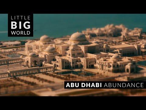 Abu Dhabi Abundance (4k - Time Lapse)