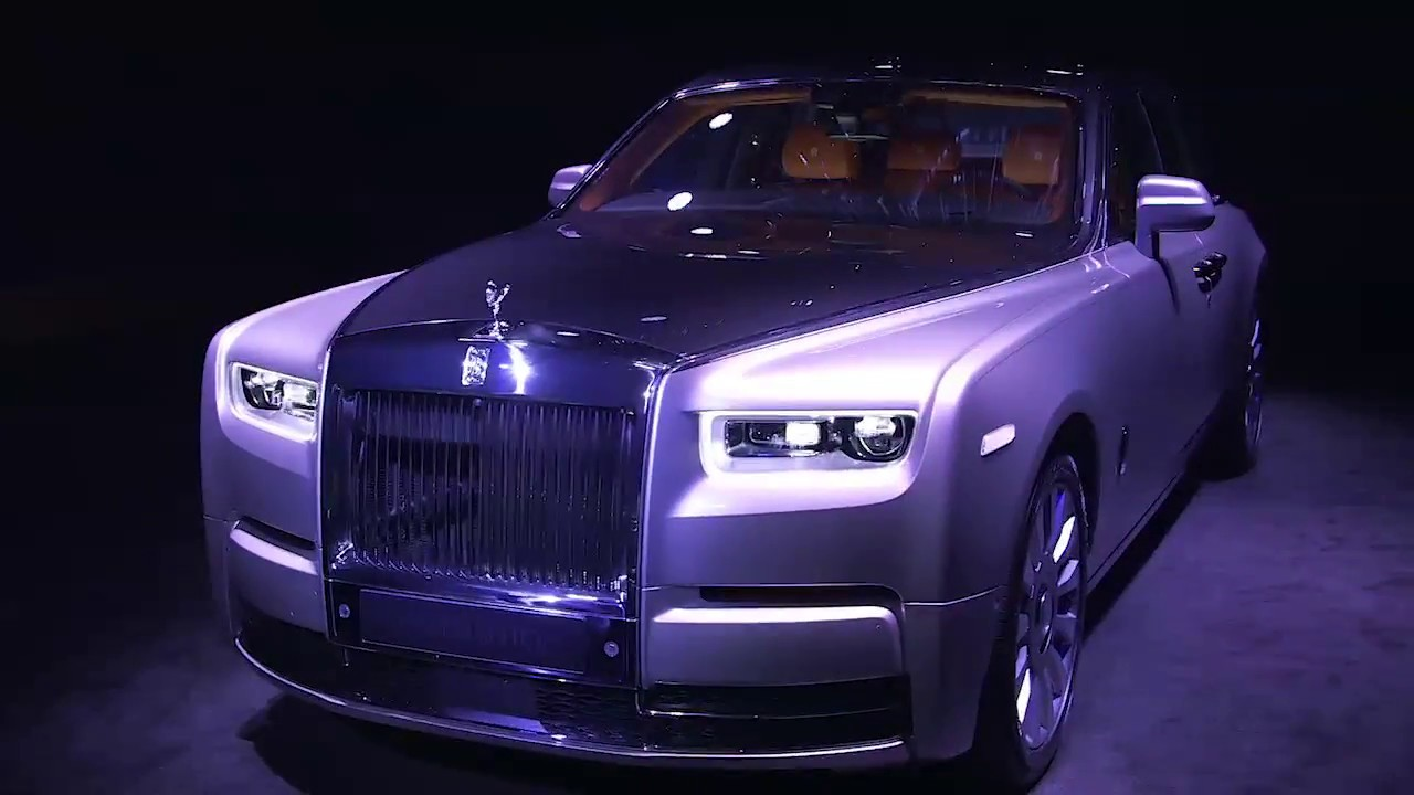 New Rolls-Royce Phantom - Launch Film - YouTube