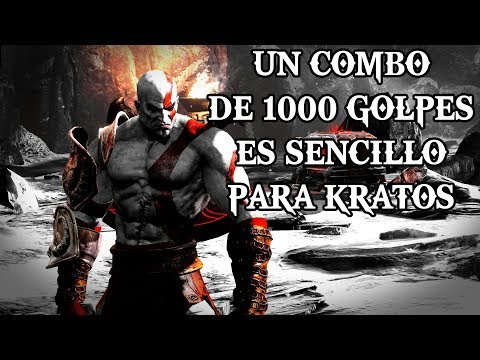 "God of War III - ¿Cómo realizar un combo de 1000 golpes? -  Trofeo ""Sicario"" (Hit-man Trophy)"
