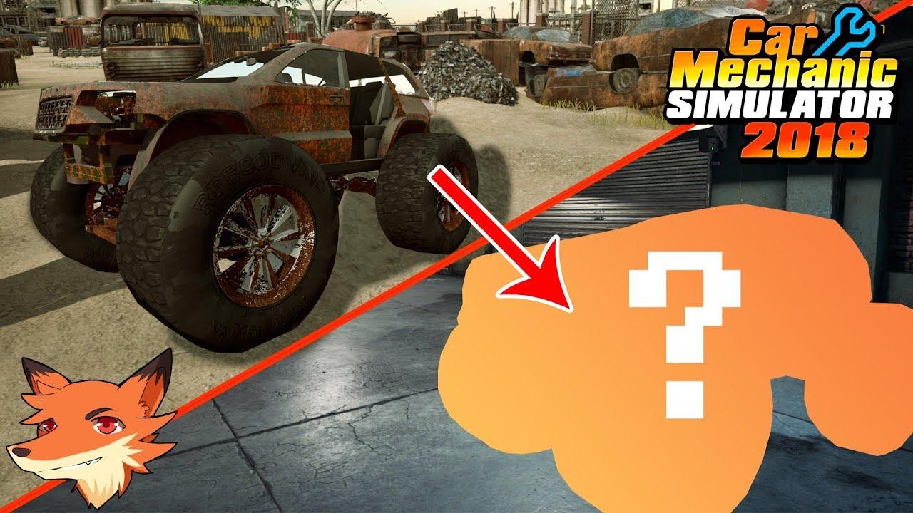 Car Mechanic Simulator  Dan Field
