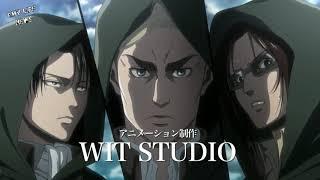 Трейлер 2-ой половины аниме : Атака Титанов 3 сезон  / Shingeki no Kyojin TV 3
