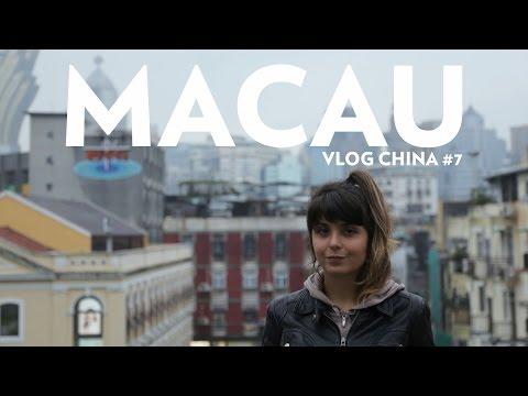 BOLINHO DE BACALHAU CHINÊS | MACAU - CHINA TRAVEL DIARY #07