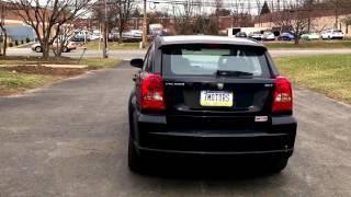 Автомобили из США. Dodge Caliber разбирается на запчасти.