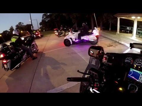 Night Ride From Jackson, Ms To Memphis