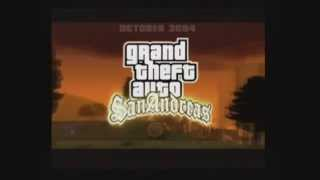 Grand Theft Auto - San Andreas (2004) - Trailer [PS2]