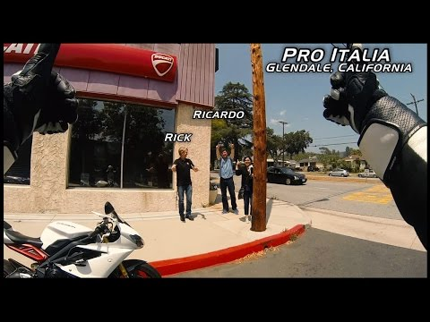 Spacepd&#;s New Bike:  Triumph Daytona R!