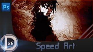 ◄ Speed Art | Darker Than Black ►