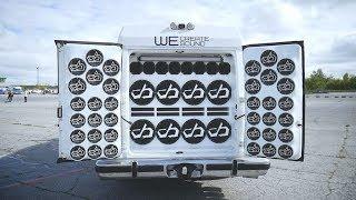 Громкий люксовый проект на базе Лимузина - Dodge Ram Van