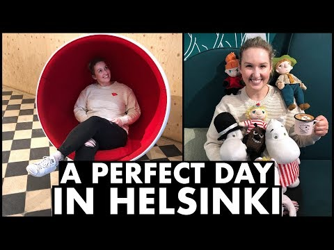 A Perfect Day in Helsinki, Finland