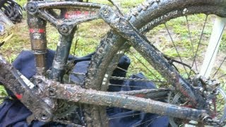 Repeat youtube video 3 Secret Grip Tips for Mountain Biking in Mud and Wet Conditions