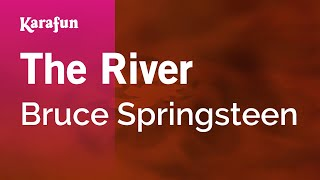 Karaoke The River - Bruce Springsteen *