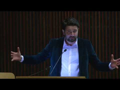 Syria: War & Health - lecture by Dr. Khaled Almilaji